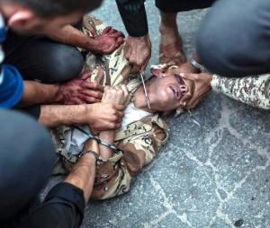 Christian under the knife of ISISL