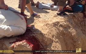 ISIS mass beheadings of Christians