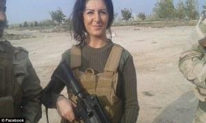 The Angel of Kobani