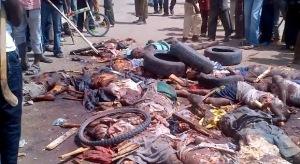 Boko Haram killed 5