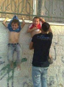 hamas-hangs-children