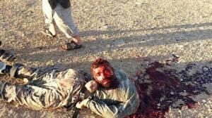 Iraq soldier beheaded