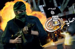 Isis recruit poster
