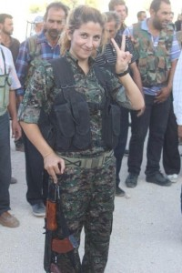 The Angel of Kobani