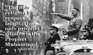 hitler-and-islam