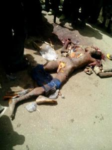 Boko Haram Rape Victim